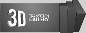 open 3D transition gallery